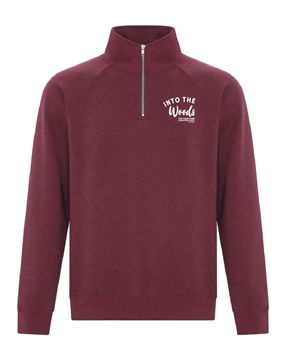 Picture of The 'Into The Woods' Quarter Zip Sweatshirt