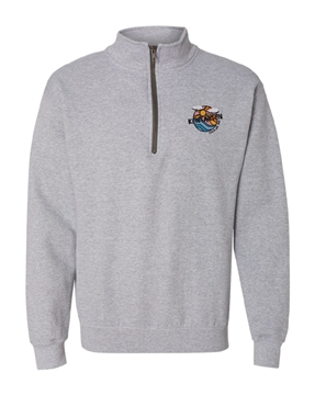 Picture of Tim Horton Camp Kentahten Quarter Zip Sweatshirt