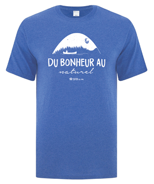 Picture of Camp Des Voyageurs Tim Horton Youth Cotton Tee