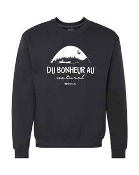 Picture of Camp Des Voyageurs Tim Horton Youth Crew Neck Sweater