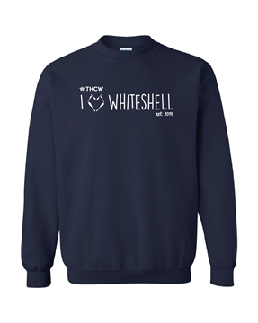 Picture of Tim Horton Camp Whiteshell Youth Crew Neck Sweater