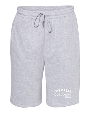 Picture of Great Outdoors Midweight Fleece Shorts